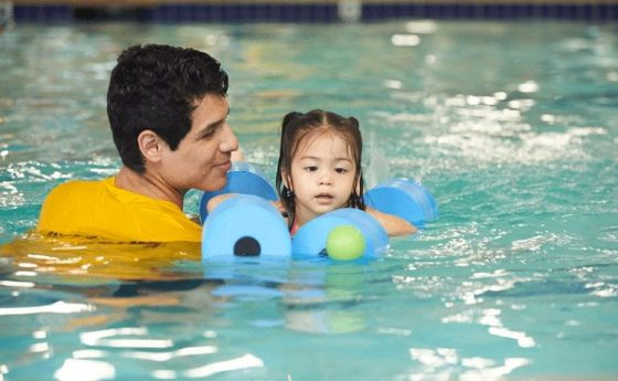 Best Swim Lessons for Toddlers