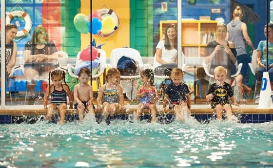 Why Fall is a Great Time for Swim Lessons