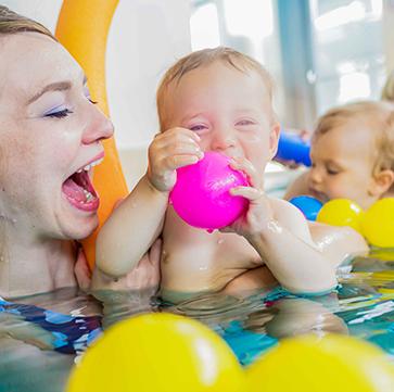 Baby Swim Lessons Houston