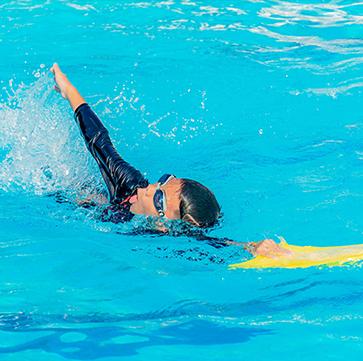 intermediate swim lessons near me
