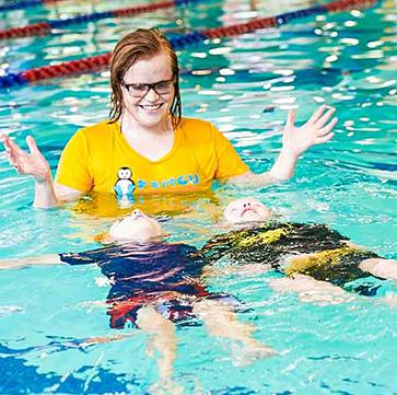 Semi Private Swimming Lessons