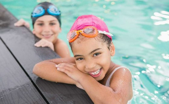 What to Expect From Swimming Lessons Near Me